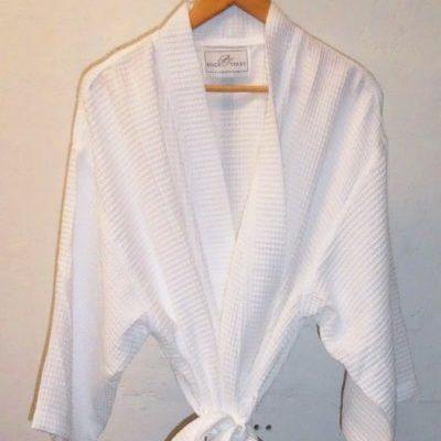 Basic Kimono Waffle Robe  d26e66866